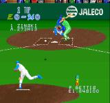 Super Bases Loaded SNES Here's the pitch