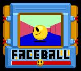 Faceball 2000 TurboGrafx CD Title screen A