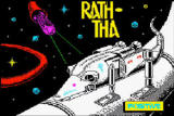 Rath-Tha ZX Spectrum Title screen