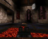Quake Mission Pack No. I: Scourge of Armagon Windows Monsters often appear from nowhere