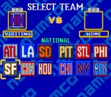 Super Batter Up SNES National league teams