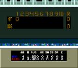 Super Batter Up SNES Scoreboard