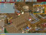 RollerCoaster Tycoon: Corkscrew Follies Windows  New features are downward compatible with scenarios from the original - even if you've started it before installing the expansion!