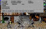 Spirit of Excalibur Atari ST Duelling a knight