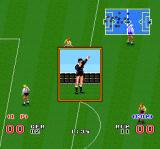 Goal! SNES A foul is called