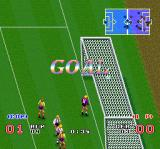 Goal! SNES A goal is scored