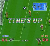 Goal! SNES Time's up