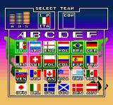 Goal! SNES Selecting a team for the Super Cup