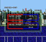 Goal! SNES Players can save their game after a Super Cup match ends