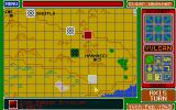 Vulcan: The Tunisian Campaign Atari ST Selecting the place for Axis unit to move to