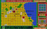 Vulcan: The Tunisian Campaign Atari ST Allied air attack was completed