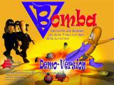 Bomba Windows Title screen (demo version)