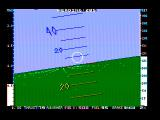 Jet DOS Some free form flying (CGA with composite monitor)