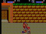 Double Dragon SEGA Master System Tag Team #2