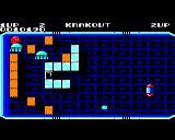 Krakout BBC Micro Start of the second level