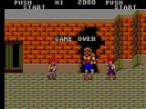 Double Dragon SEGA Master System Abobo strikes again