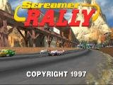 Screamer Rally DOS Opening credits