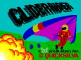 Glider Rider ZX Spectrum Title / Loader