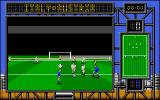 International Soccer Challenge DOS In game (VGA)