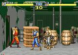 Final Fight SEGA CD Guy takes the all on