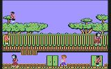 Shao Lin's Road Commodore 64 Seventh stage