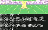 The Worm in Paradise Commodore 64 A tree