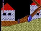 Ghouls 'N Ghosts SEGA Master System Destroying monsters