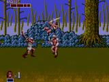 Golden Axe SEGA Master System Double teamed... again