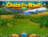 Cradle of Rome Macintosh Main menu
