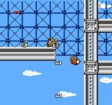Disney's TaleSpin NES On construction site