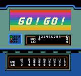 Super Baseball Simulator 1.000 SNES Scoreboard