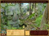 Marooned Macintosh Jungle path - Stone statues