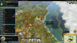 Sid Meier's Civilization V Windows Choosing production in city