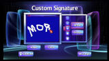 Jeopardy! Wii Customize your signature.