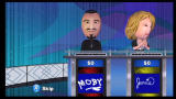 Jeopardy! Wii Player introduction. Using our custom signature.