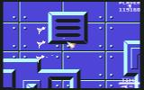 Space Pilot 2 Commodore 64 Destroy this formation of three identical ships for bonus points.