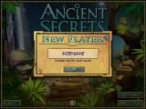 Ancient Secrets: Quest for the Golden Key Macintosh New player