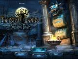 Twisted Lands: Shadow Town Macintosh Title