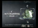 Motion Gravure Series: Megumi PlayStation 2 Title Screen