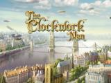 The Clockwork Man Macintosh Title