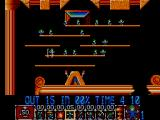 Lemmings SEGA Master System Block them