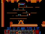 Lemmings SEGA Master System Everyone explodes