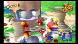 Super Mario Sunshine GameCube Hose them down!