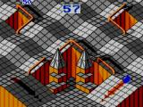 Marble Madness SEGA Master System First level