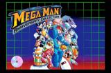 Mega Man: Anniversary Collection GameCube Loading screen.