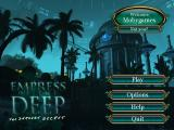 Empress of the Deep: The Darkest Secret Macintosh Title / main menu
