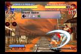 The King of Fighters Collection: The Orochi Saga Wii Each game has a training mode.