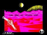 The Arc of Yesod ZX Spectrum Loading screen