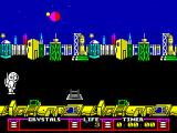 The Arc of Yesod ZX Spectrum First screen