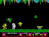 The Arc of Yesod ZX Spectrum You get constantly attacked by many strange creatures.
